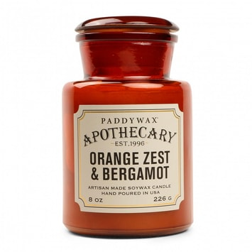 Kerze Apothecary Orange Zest&Bergamot